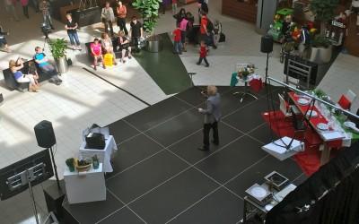 """OC Letňany"" (centro commerciale), Praga 9"