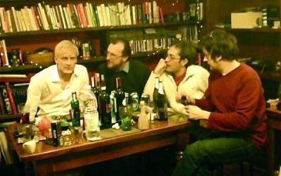 2010 - Torino (ITA) - amici...