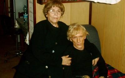 2012 - Moncalieri (ITA) - con mamma...