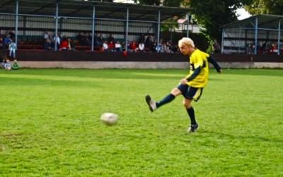 2010 - Broumov (CZ) - calcio di rigore...