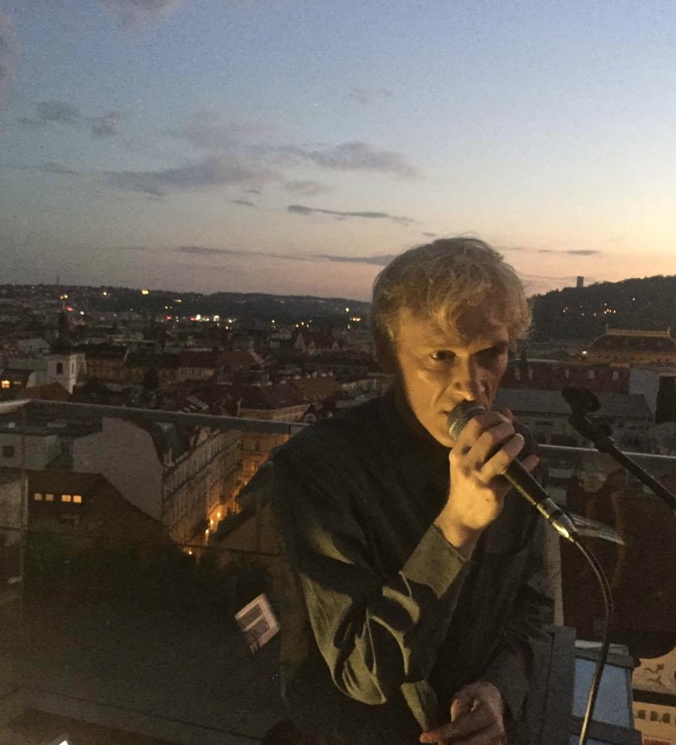 """""""OC Quadrio"""" (terrazza panoramica), Praga 1"""