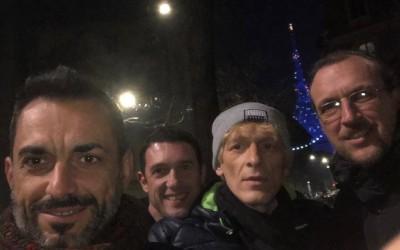 2018 - Torino (ITA) - amici...