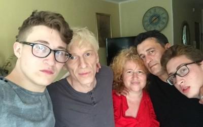 2018 - Torino (ITA) - famiglia...